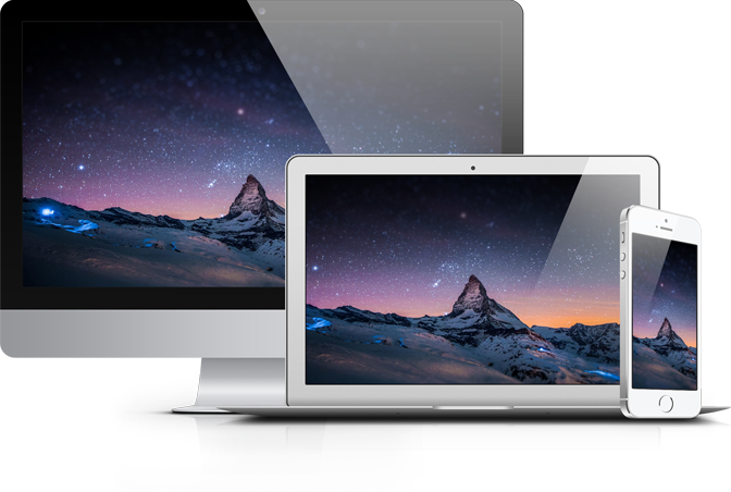 Responsive Website Design - Patrick Casey Design