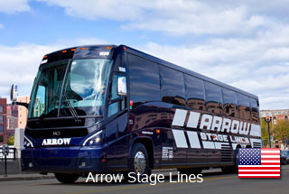 Arrow Stage Lines